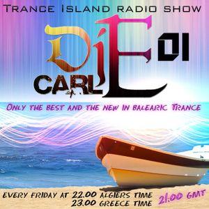 Dj carl E. pres Trance Island 01