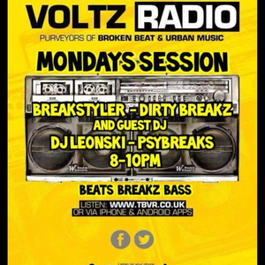 Specail Guest Mix Debuing on Basement Voltz Radio 01.05.17 Dj Leonski