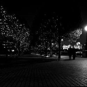Night walk...