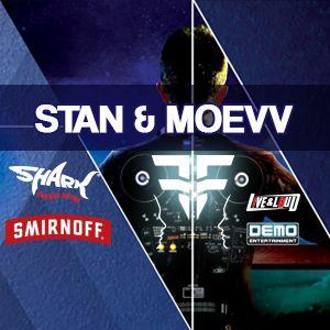 Stan&Moevv - Shark & Smirnoff F2F DJ Battle