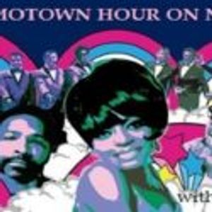 MOTOWN HOUR 50 july 21st 2017