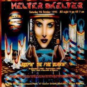 DJ HMS Live @ Helter Skelter Keep The Fire Burnin Technodrome