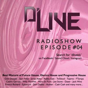 D'Live Radioshow #04