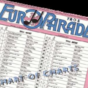 eerste tros europarade 27 mei 1976 met ferry maat