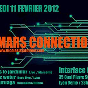 Iker Muruaga@Interface Club Lyon(warm up 11/02/2012)