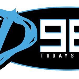 HD 98.3 Friday Night MegaMix with Chad Bennett & DJ Zarbizarre 02-21-14