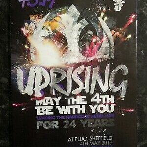 DJ Topgroove @ Uprising - 24th Birthday