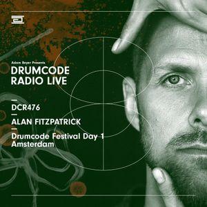 DCR476 – Drumcode Radio Live – Alan Fitzpatrick live from Drumcode Festival, Amsterdam