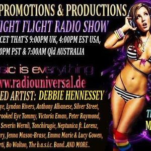 The Night Flight Radio Show March 25th 2016