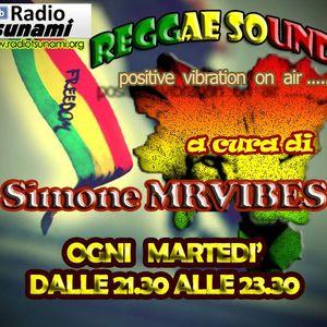 ReggaeSound puntata del 22 Marzo 2016 by www.radiotsunami.org (MrVibes)