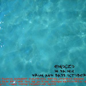 EMOCZO IN DA MIX DRUM AND BASS OCTOBER 2010