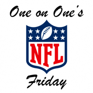 One on One's NFL Friday 2016: Week 11