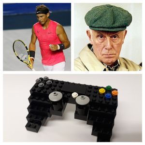 One Voice, 20/01/21: Toy Stories, Tennis Heroes & One Foot in the Grave