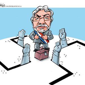 2012-06-24 Internacionales: Paraguay- Destitución de Lugo