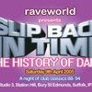 DJ ESP - Live @ Slip Back In Time