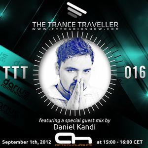 Darius Romanowski pres. The Trance Traveller RadioShow 016 with Daniel Kandi Guest mix