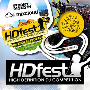 HDFest DJ Comp