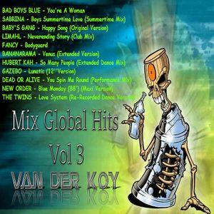 Mix Global Hits Vol 3