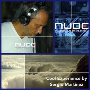 "Sergio Martínez presents ""Cool Experience"" @ NUBE MUSIC Radio - Dj session - October 14, 2015."