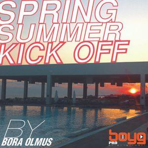 Spring-Summer Kickoff by Bora Olmus