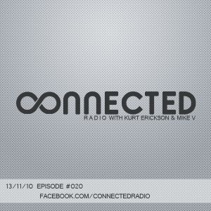 Connected Radio #020 (13/11/10)