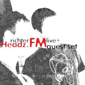 richter FM live+ Dima Studitsky guest set