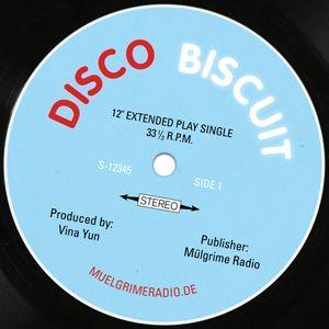 Disco Biscuit am 24.1.2013 mit Vina Yun