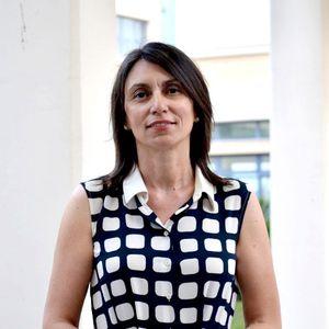 Η Μαρία Μιχαλοπούλου στην εκπομπή «Με το Ν και με το Β»