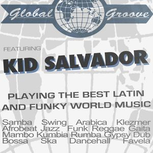 """From """"Global Groove"""" at The Bread and Roses, Saturday 6th June 2015. (extract from 4 hour set) 2"""