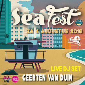 Sea Fest 04.08.2018 - LIVE SET 03 by Geerten van Duin