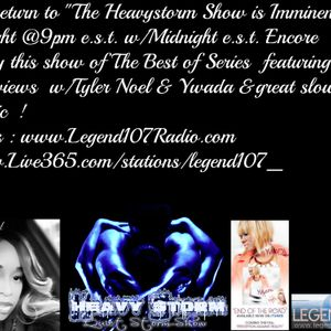 The Heavystorm Show The Best Of Vol8 w/Tyler Noel & Ywada Special Guest