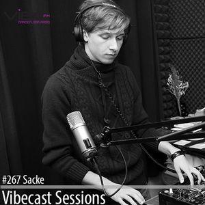 Sacke @ Vibecast Sessions #267 - Vibe FM Romania