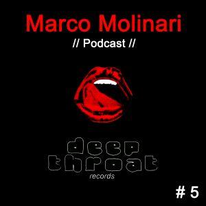 Marco Molinari (Radio Mix Show) Episode 5