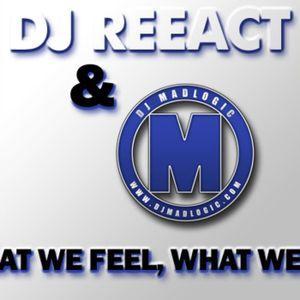 DJ Reeact presents What we feel, What we do Vol. 3