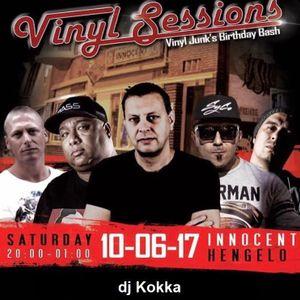 Kokka // Eastside Vinyl Sessions #4 // 10th June '17 // Innocent // Hengelo