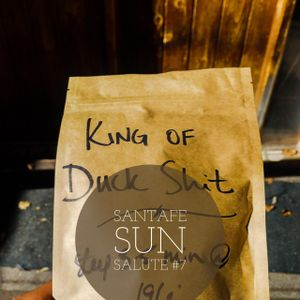 Santa Fe Sun Salute #6
