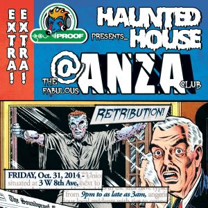 2014-10-31 - Live @ Soundproof Presents: Anza Haunted House