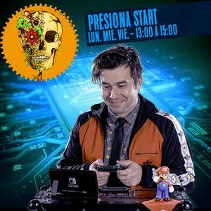 PRESIONA START 02.10.2017