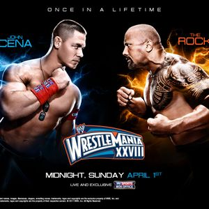 WrestleMania 28: Once in a lifetime, the first time