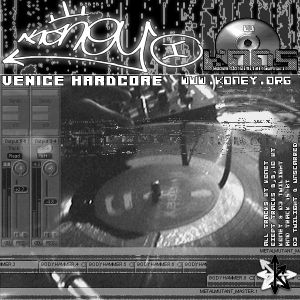 Venice Hardcore - KODS03 - INDUSTRIAL HARDCORE - 2003