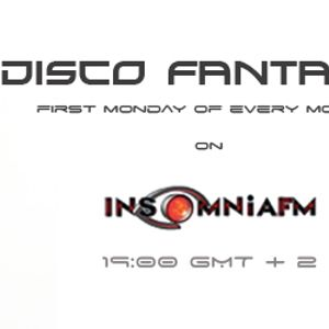 Disco Fantasy Episode 1 on Insomnia Fm - Indra J