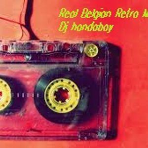 REal belgian Retro classic Dj Hondaboy