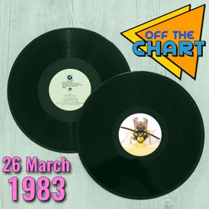 Off The Chart: 26 March 1983