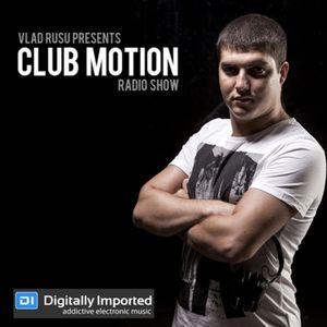 Vlad Rusu - Club Motion 191 (DI.FM)