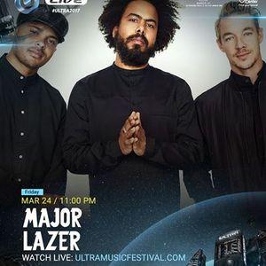 Major Lazer - Live @ Ultra Music Festival 2017 (Miami) [Free