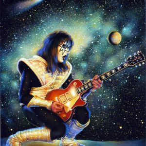 Ace Frehley Megamix (Space Invader 1978-2015)