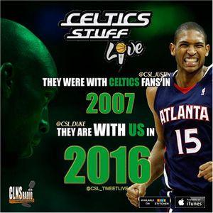 Celtics Stuff Live: Chad Finn of Boston Globe | Moving on from Durant