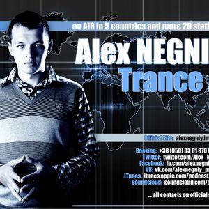 Alex NEGNIY - Trance Air - Edition #108 [Guest Mix: Sun & House]