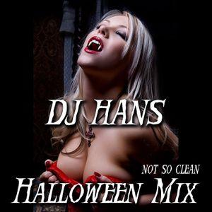 DJ HANS Halloween ( not so clean ) Mix 2012