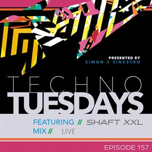 Techno Tuesdays 157 - SHAFT XXL Live